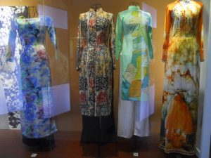Ao dai from the Women's Museum HCMC