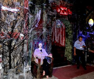 Halloween, Apocalypse Now bar, Ho Chi Minh City