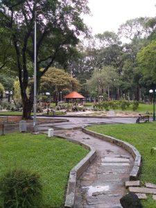 Tao Dan Park, Ho Chi Minh City (Saigon)